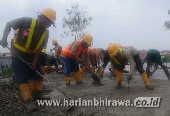 Koperasi PNS Sidoarjo Bangun Gedung Dua Lantai
