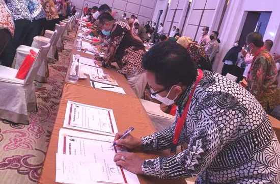 Kota Malang Tandatangani Komitmen Pembangunan MPP