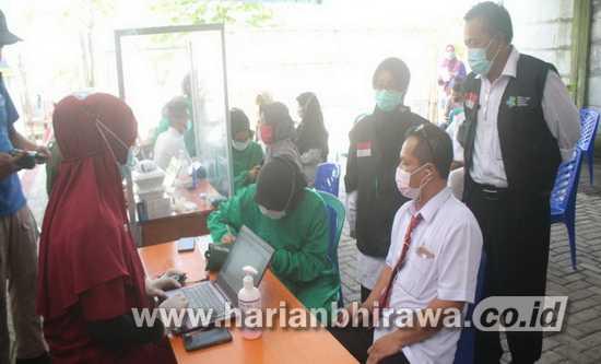 Sebelas Kecamatan di Kabupaten Probolinggo Masuk Zona Hijau