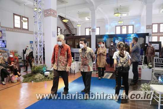 KPw BI Jawa Timur Adakan Showcase Produk UMKM Unggulan