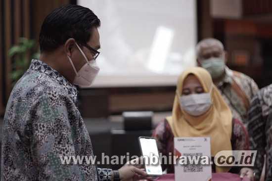 QR Code Indonesia Standard Diyakini Tingkatkan Transaksi Non Tunai