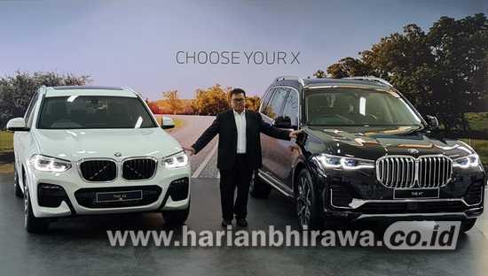BMW Astra Hadirkan BMW X3 xDrive30i M Sport dan BMW X7
