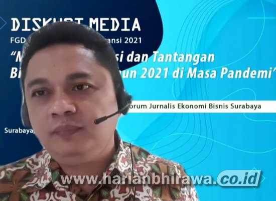 OJK Kantor Regional 4 Jatim Proyeksi Asuransi 2021 Tumbuh Positif