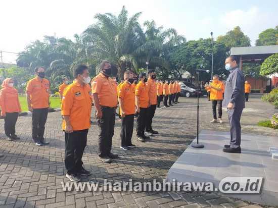 BPBD Jawa Timur Tegaskan Personel Jajaran Siap Siaga Darurat Bencana