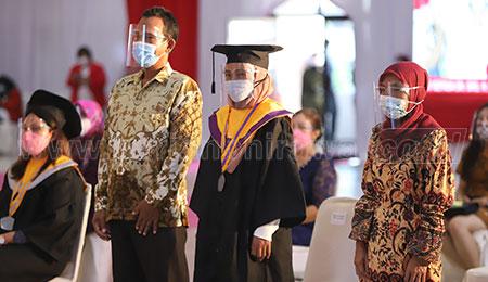 Siapkan Lulusan Kompeten, Untag 45 Surabaya Lakukan Pendampingan Psikis