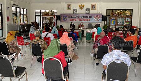 BPJAMSOSTEK Surabaya Rungkut Sosialisasi Manfaat Program ke Pengurus RW Hingga Pelaku UMKM
