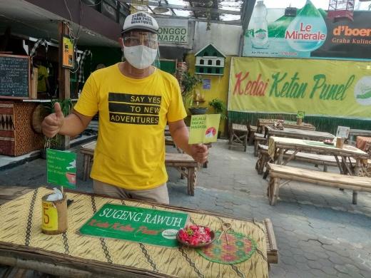 Pelaku UMKM Surabaya berharap Divaksin Covid-19