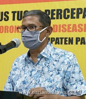 Rp 87 Miliar Refocusing Tahap Pertama 2021 di Pasuruan