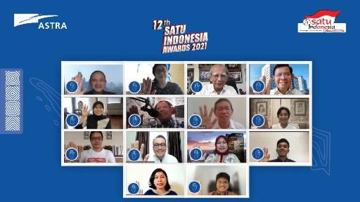 Tahun ke-12 SATU Indonesia Awards,Astra Kembali Jaring Anak Muda Inspiratif