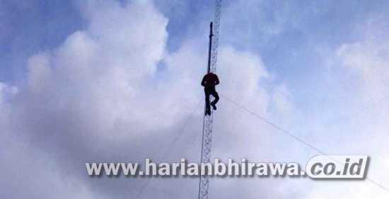 Asosiasi Kepala Desa di Kabupaten Sampang Desak Tower Desa Segera Difungsikan