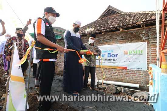 Wali Kota Habib Hadi Letakan Batu Pertama Asrama Tahfidzul Quran