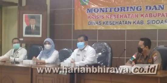 Syaf Satriawarman: Kabupaten Sidoarjo Tak Lepas dari Bencana