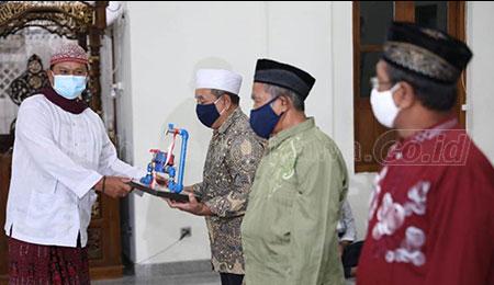 Wali Kota Ajak Warga Kembangkan Cagar Budaya Masjid Kuno Kuncen