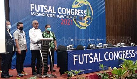 Kompetisi Futsal Masih Terkendala Covid-19
