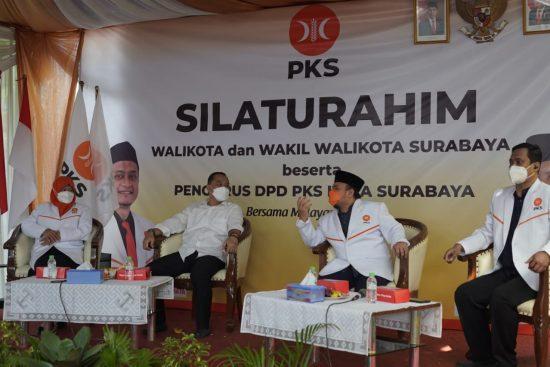 Wali Kota Surabaya Apresiasi Program UMKM Diselenggarakan PKS 