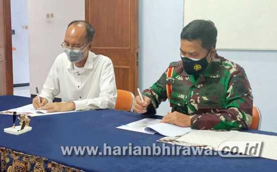 KPH Malang Izinkan Kawasan Hutan Digunakan Latihan Tempur Korps Marinir