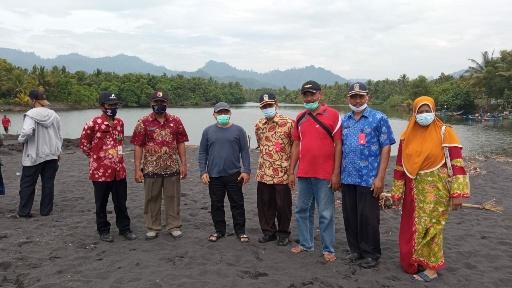 Artono Tagih Janji PU SDA Jatim Terkait Normalisasi Sungai di Tempursari Lumajang