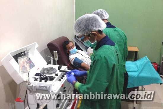 PMI Kabupaten Tulungagung Sudah Bisa Layani Donor Plasma Konvalesen