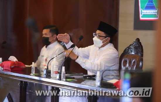 Wali Kota Sutiaji Imbau Kesadaran Masyarakat akan Kesehatan