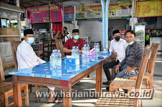 Sambut Ramadan, Gus Ipul Tata Terminal Wisata