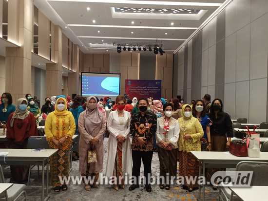 DP3AK Jatim Sosialisasikan Juknis Forum Puspa