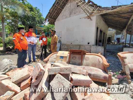 Ketua PKS Jatim Takziyah dan Gelar Doa untuk Korban Gempa Malang