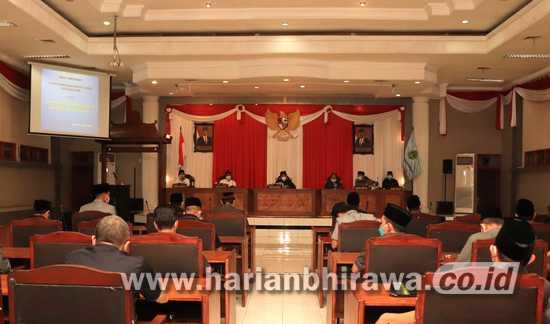 DPRD Kota Pasuruan Mulai Godok Empat Raperda