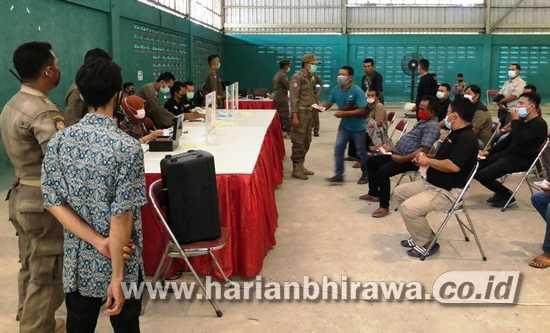 1.639 Warga Kabupaten Sidoarjo Terjaring Operasi Yustisi Melanggar Prokes