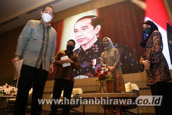 Menteri Perdagangan Dorong Warga dan Pelaku Usaha untuk Bangkit