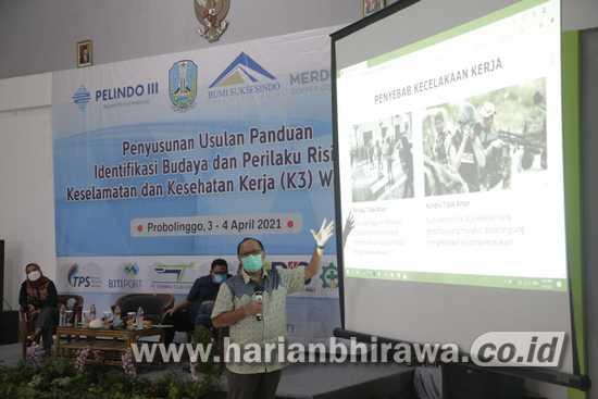 Pemprov Jatim, A2K3, Pelaku Bisnis Pertambangan dan Pelabuhan Apresisasi K3 Jurnalis