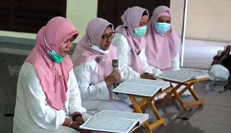 Seluruh Guru SMKN 2 Buduran Jalani Pondok Ramadan 1442 H