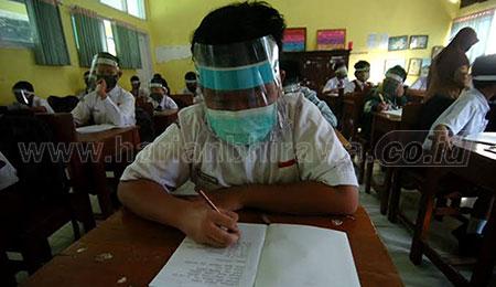 Sekolah di Wilayah Kecamatan Sukodono dan Buduran Siap Menggelar PTM