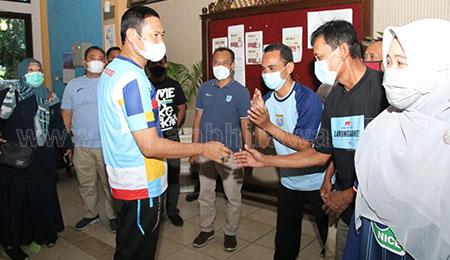 Imbauan Bupati Berujung Peristiwa Fenomenal di Ultah Persela ke-54