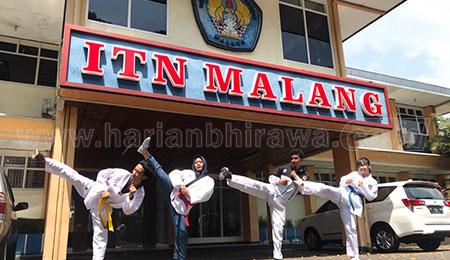ITN Borong Enam Medali di Ajang Kejuaraan Nasional Taekwondo