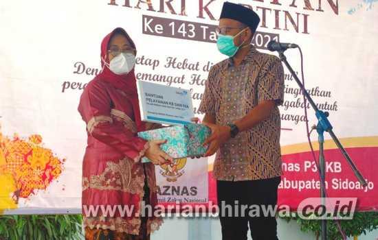 Kabupaten Sidoarjo Jadi Pusat Pencegahan Kanker Serviks Jawa Timur