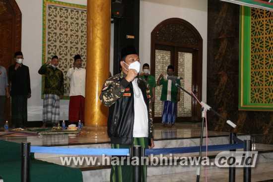 Wakil Bupati Sidoarjo Imbau Ansor dan Banser Berperan dalam Pembangunan