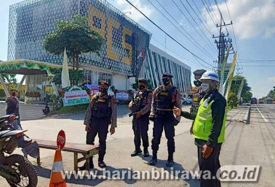 Pastikan Bulan Ramadan Aman, Polres Gresik Giat Patroli dan Silaturahmi PGIS