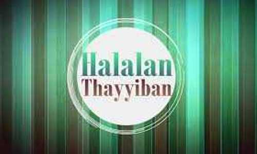 Konsumsi Halal Thayyibah