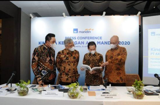 AXA Mandiri Catat Kinerja Positif di 2020, Bukukan Pendapatan Premi Rp11 Triliun