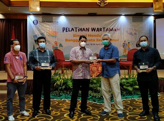 Pulihkan Destinasi Wisata di Tengah Pandemi, BI Jatim Rangkul Media