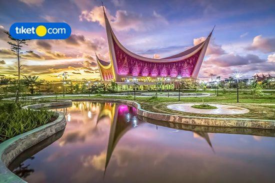 tiket.com Ajak Rencanakan  Wisata Religi lebih Matang