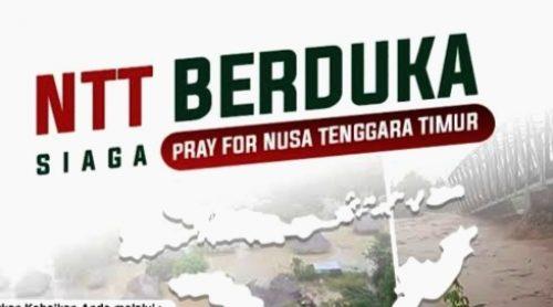 Tanggap Darurat Bencana  NTT dan NTB
