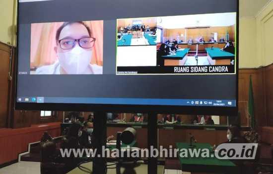 Hakim Pengadilan Negeri Surabaya Vonis Penipuan Tambang 2,5 Tahun Penjara