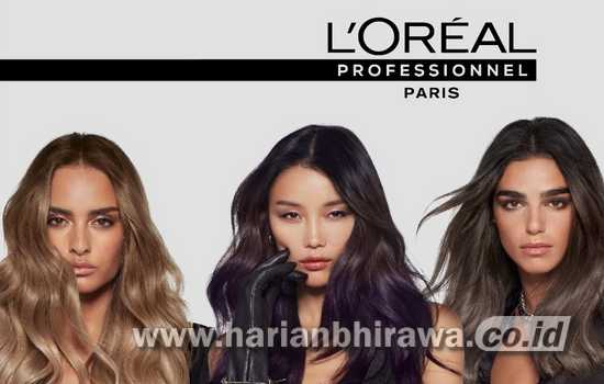 L'Oréal Profesionel Luncurkan Virtual Smoky Hair Meriah
