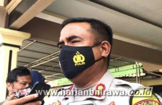 70 Personel Gabungan Jaga Jalan Masuk Mojokerto Antisipasi Mudik Lebih Awal