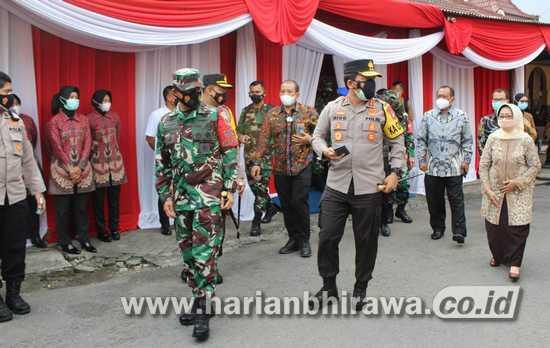 Bupati Jombang Apresiasi Launching Aplikasi SINAR Korlantas Polri