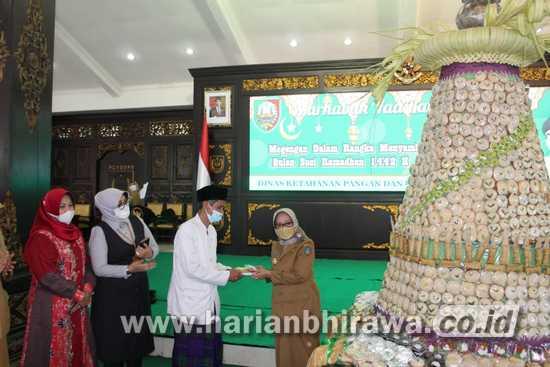 Sambut Ramadan, Pemerintah Kabupaten Jombang Gelar Megengan Sederhana