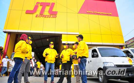 JTL Express Luncurkan JTLShop, One Stop Solution UMKM