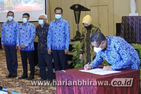 10 Desa di Kabupaten Tulungagung Jadi Lokus Penanganan Stunting
