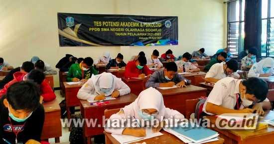 234 Pendaftar, Terjaring 73 Siswa Terbaik